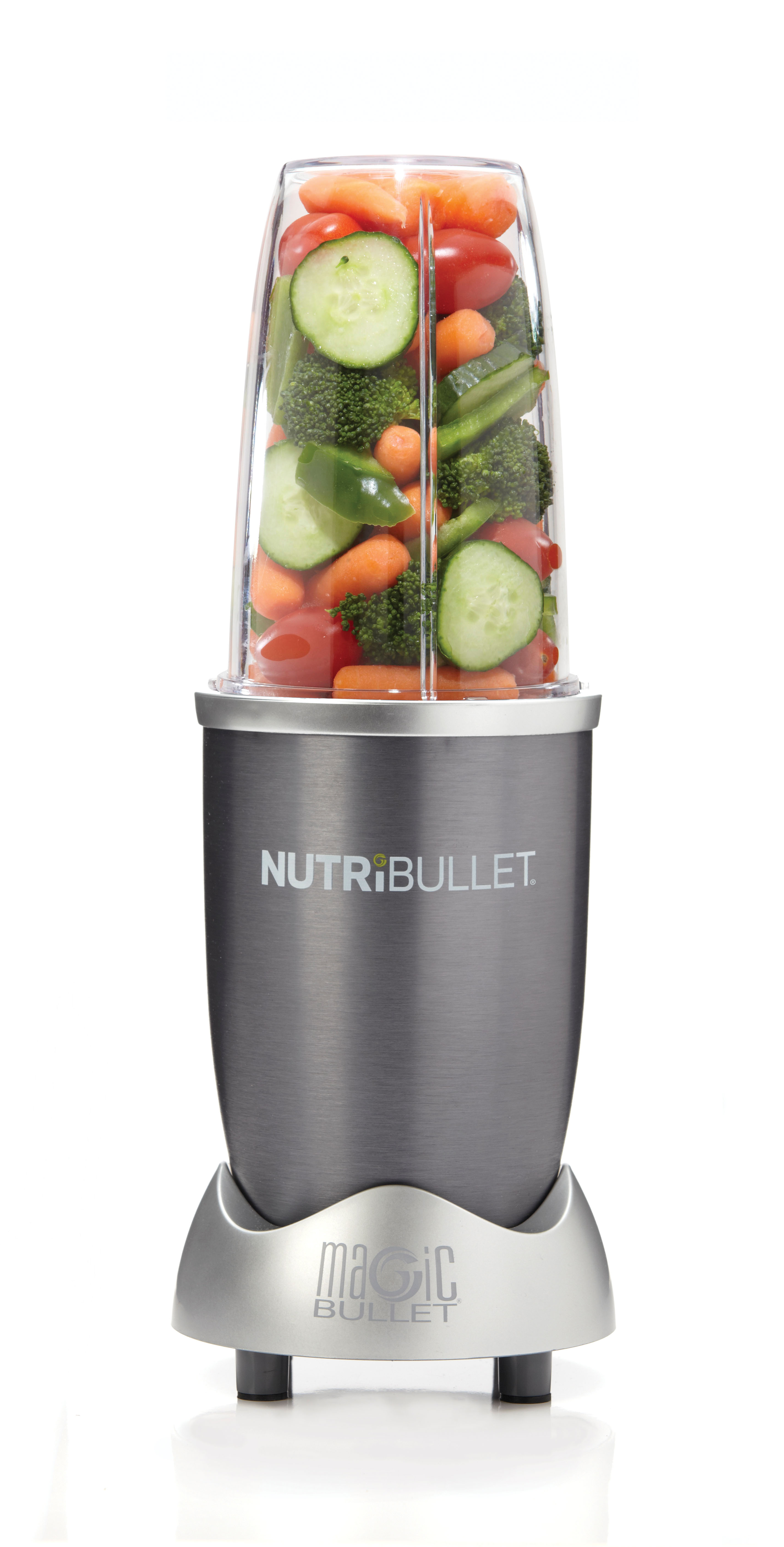 NutriBullet… A Glimpse Into the Future of Nutrition?